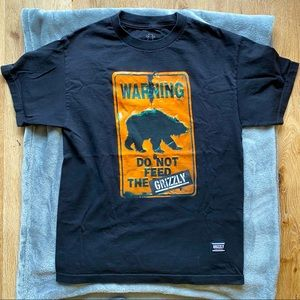 Grizzly Grip Tape T-Shirt